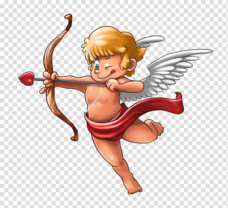 History of Cupid | Valentines clip, Valentine picture, Cupid drawing