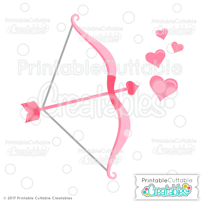S bow arrow free. Cupid clipart file