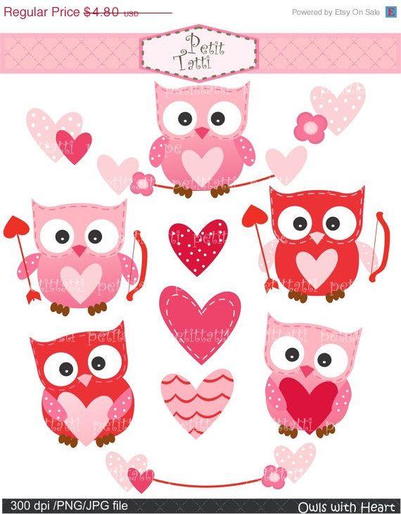 Cupid clipart owl. On sale digital clip