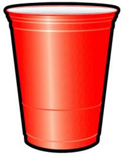 Cups clipart. Red solo cup clip