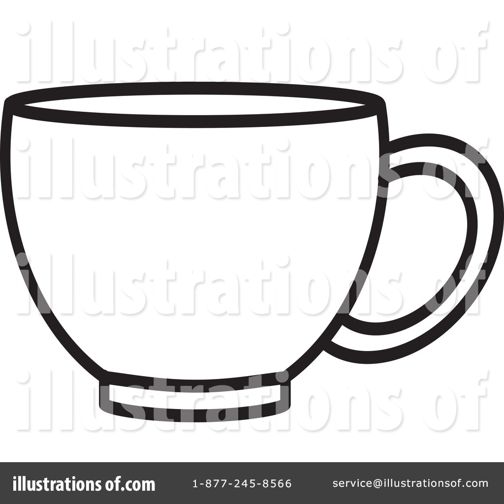 Cup illustration by lal. Cups clipart