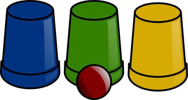 Cups clipart. And ball clip art
