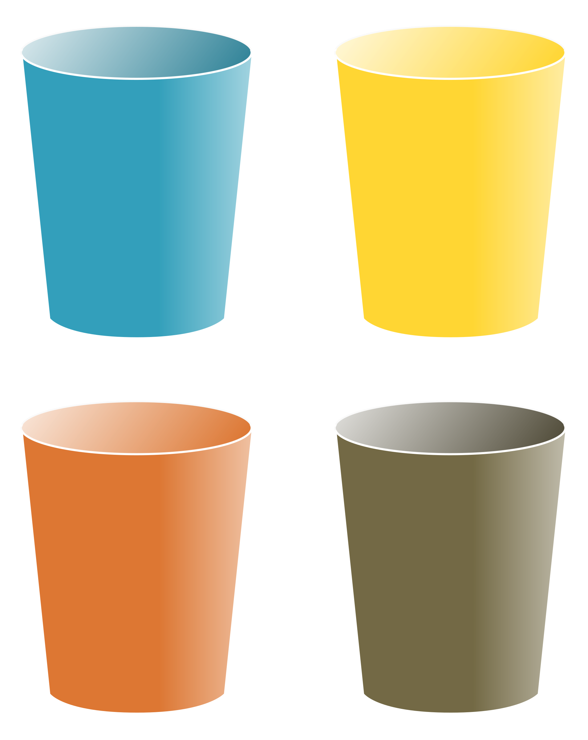 Cups clipart. Big image png