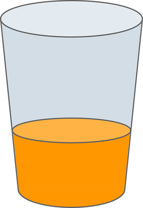 Vector silhouettes of plastic. Cups clipart cangkir