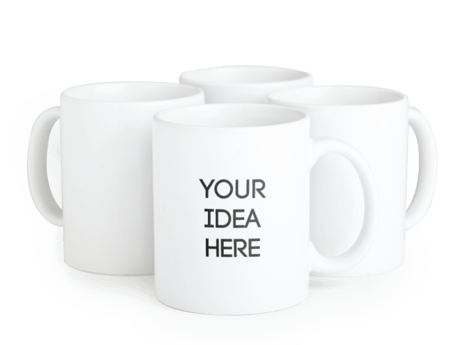 Cups clipart cup design. Personalized coffee mugs spreadshirt
