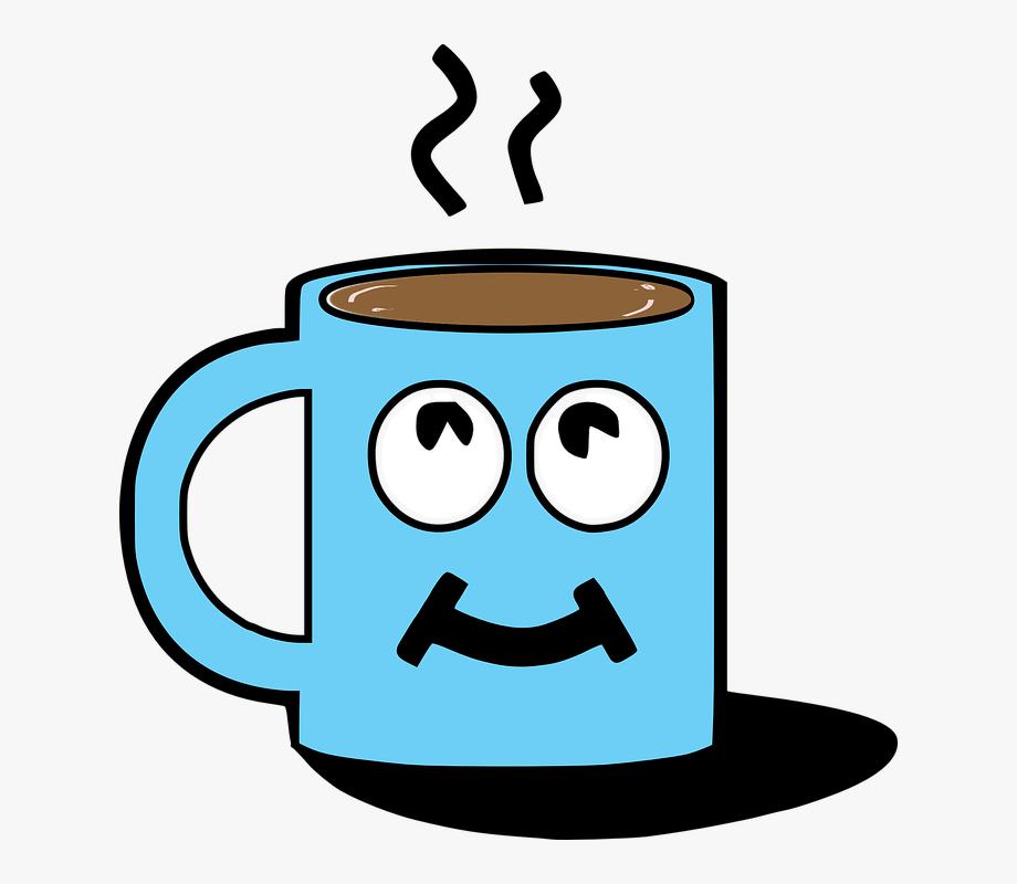 Cups clipart cup hot chocolate. Cartoon mug transparent free