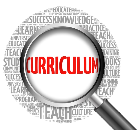 Curriculum clipart. Design and teach a