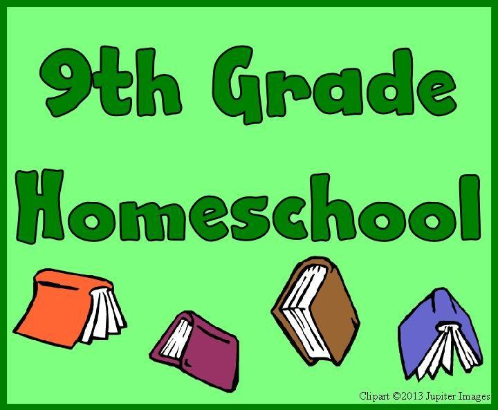 Curriculum clipart 9th.  th grade homeschool