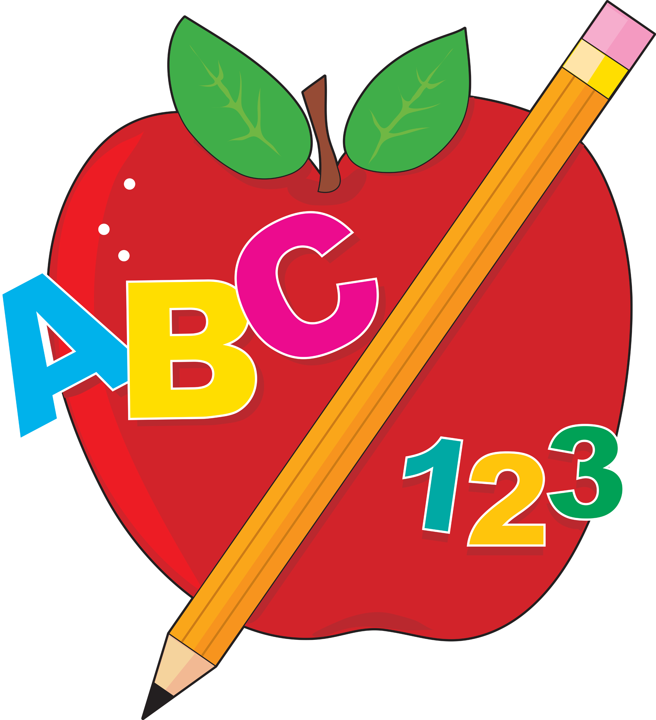 Spf lesson assignment text. Student clipart pre k