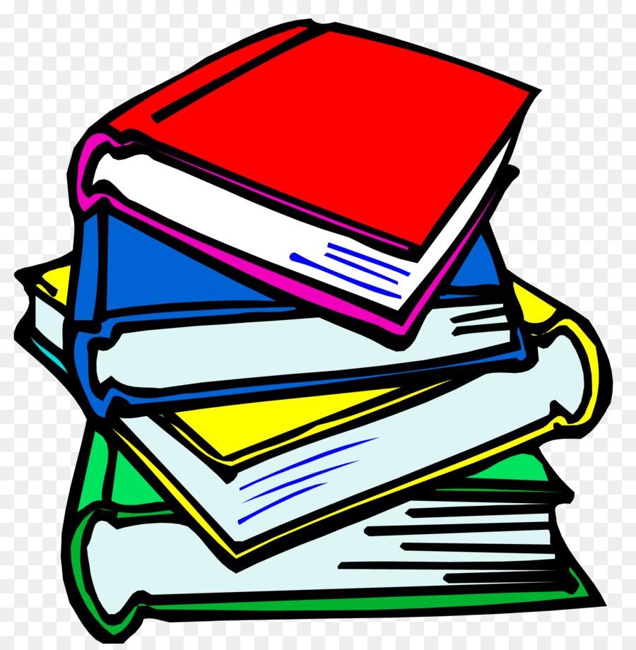 School supplies education curriculum. Textbook clipart academic
