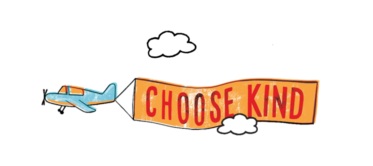 Kind clipart kindness matters. Choose wonder