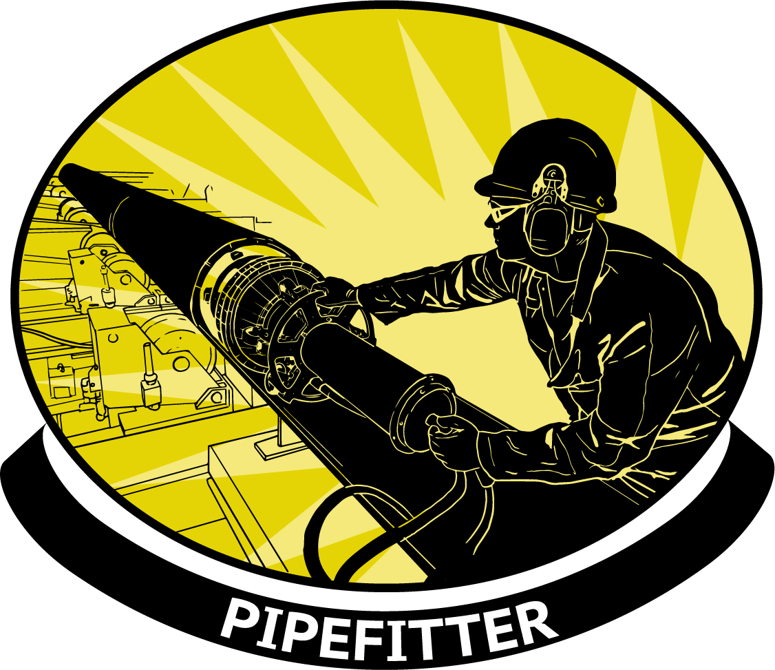 Pipefitter careers weldlink career. Important clipart job duty