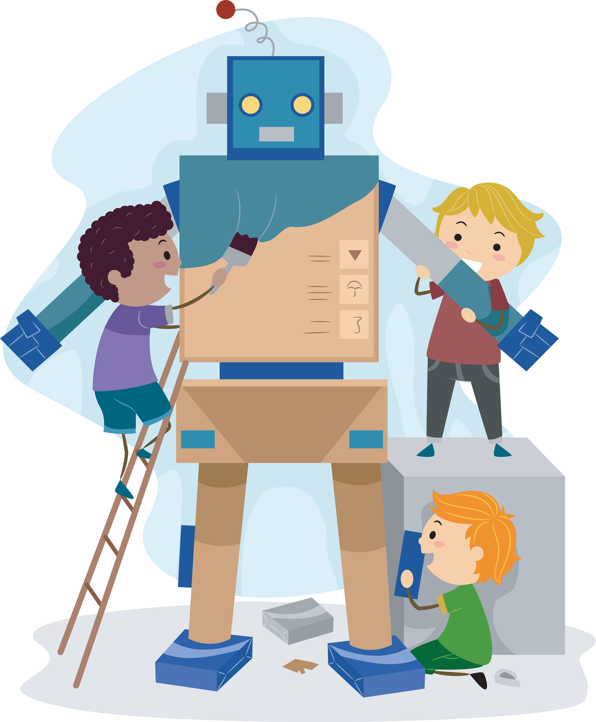 Stem education and the. Important clipart daily task
