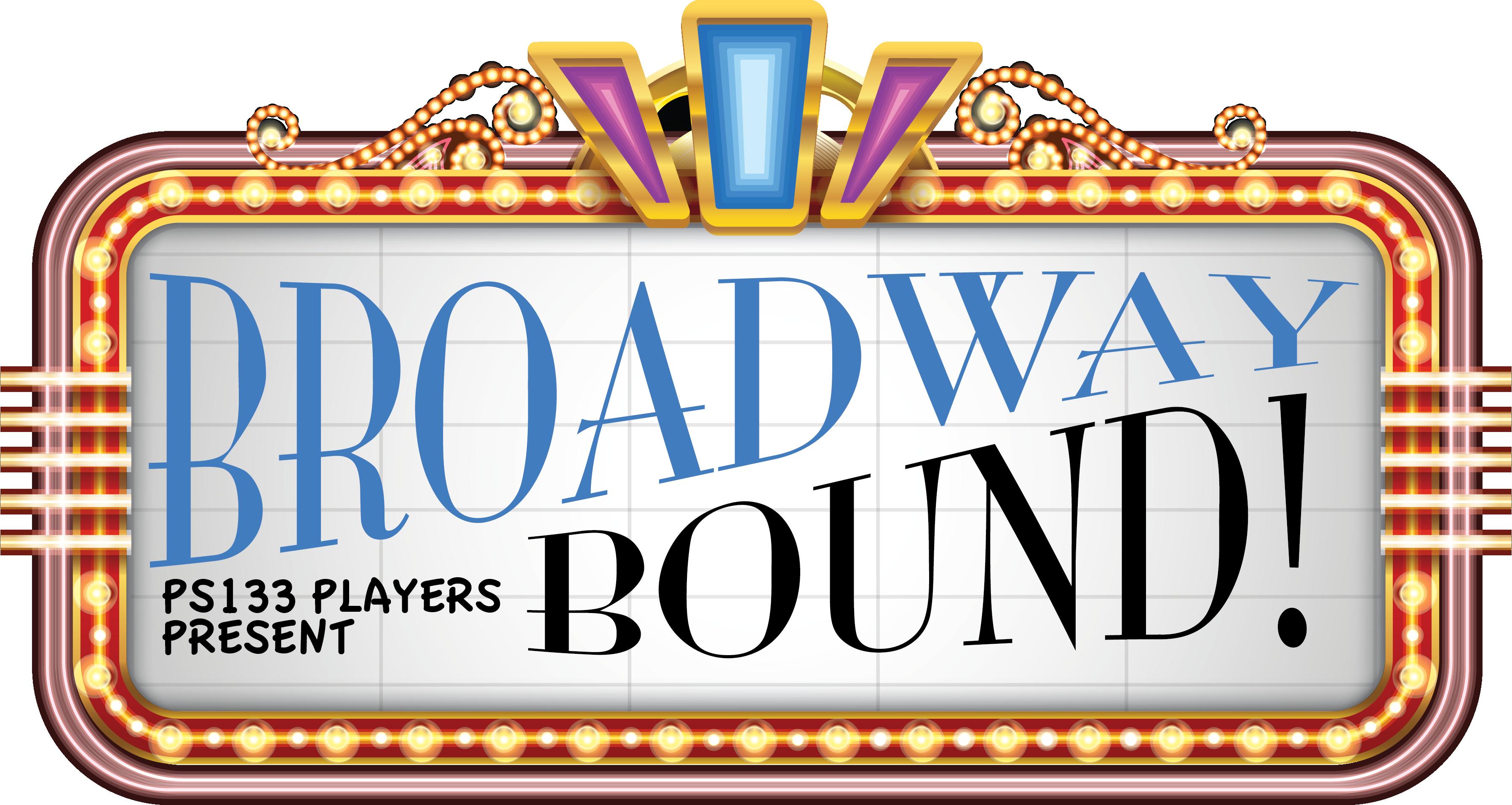 Broadway bound. Curriculum clipart curriculum night