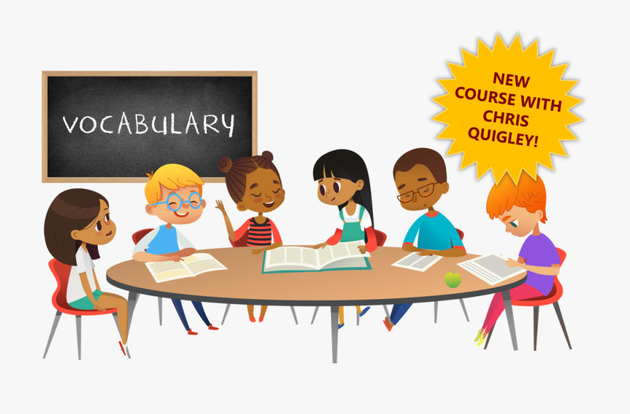 Infusing rich vocabulary throughout. Curriculum clipart dictionary