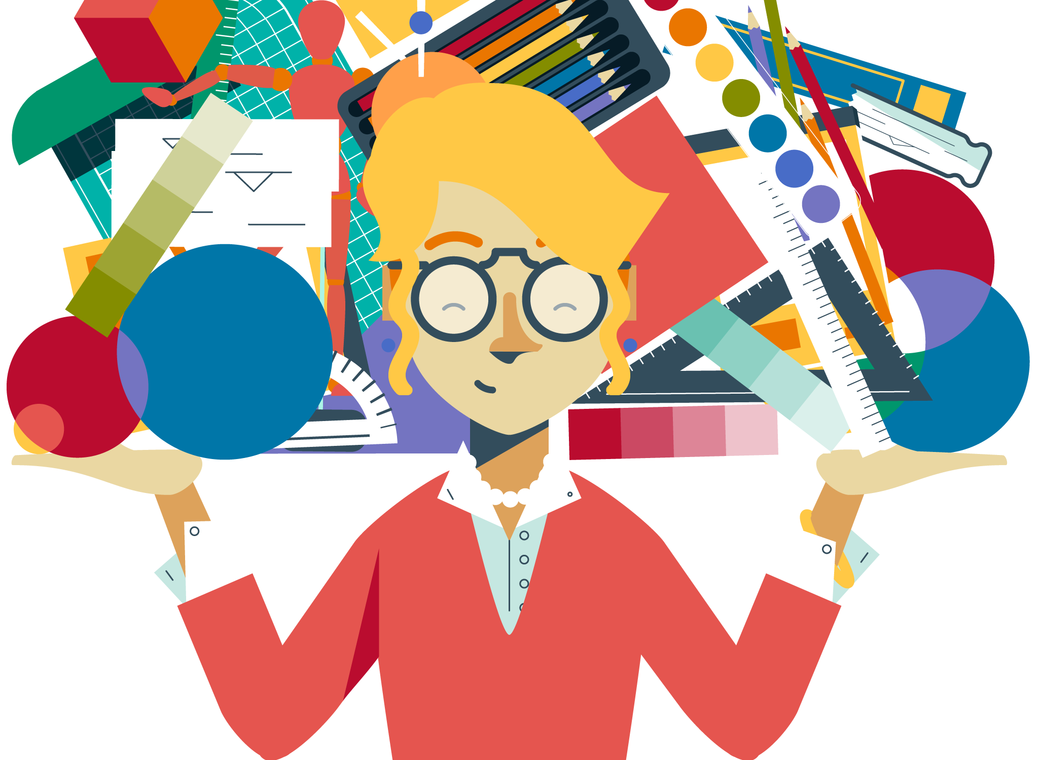 Professional clipart individual professional. Introducing art ed pro