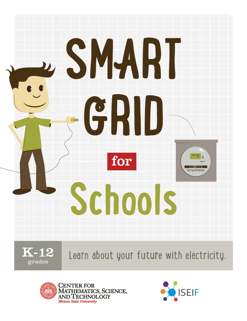 Grades clipart smart kid. Smartgridforschools org grid flyer