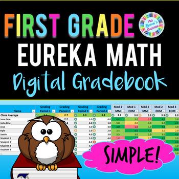 Curriculum clipart gradebook. Eureka math st grade