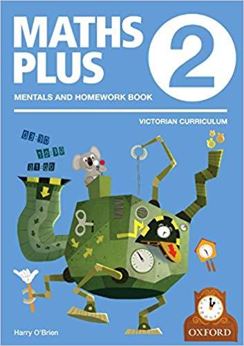 Maths plus vic aus. Curriculum clipart homework book