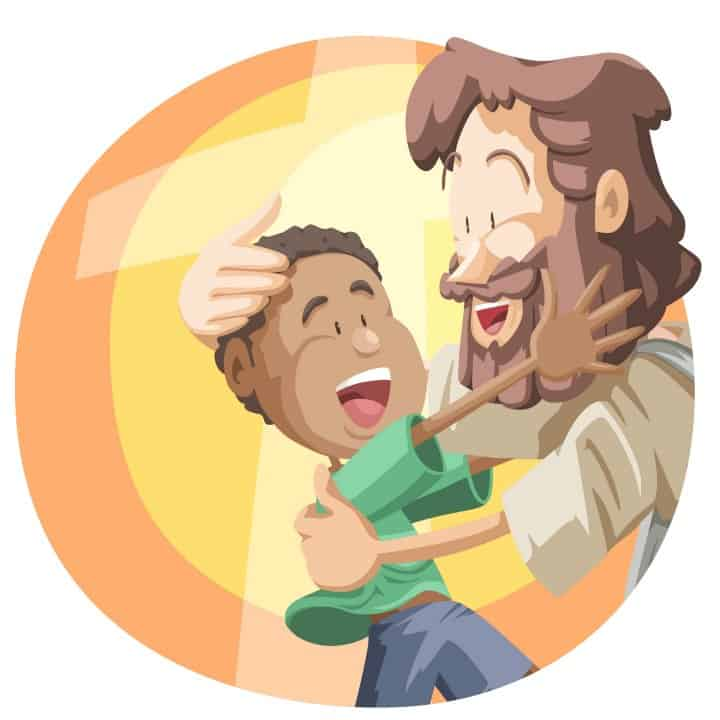 Bible lesson for free. Curriculum clipart kids museum