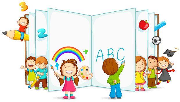 Last day of school. Curriculum clipart kindergarten