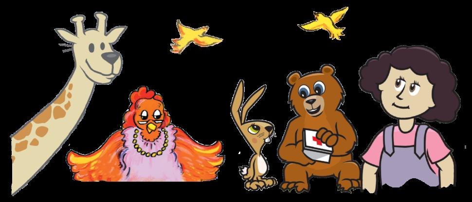 Semillitas de aprendizaje early. Curriculum clipart literacy