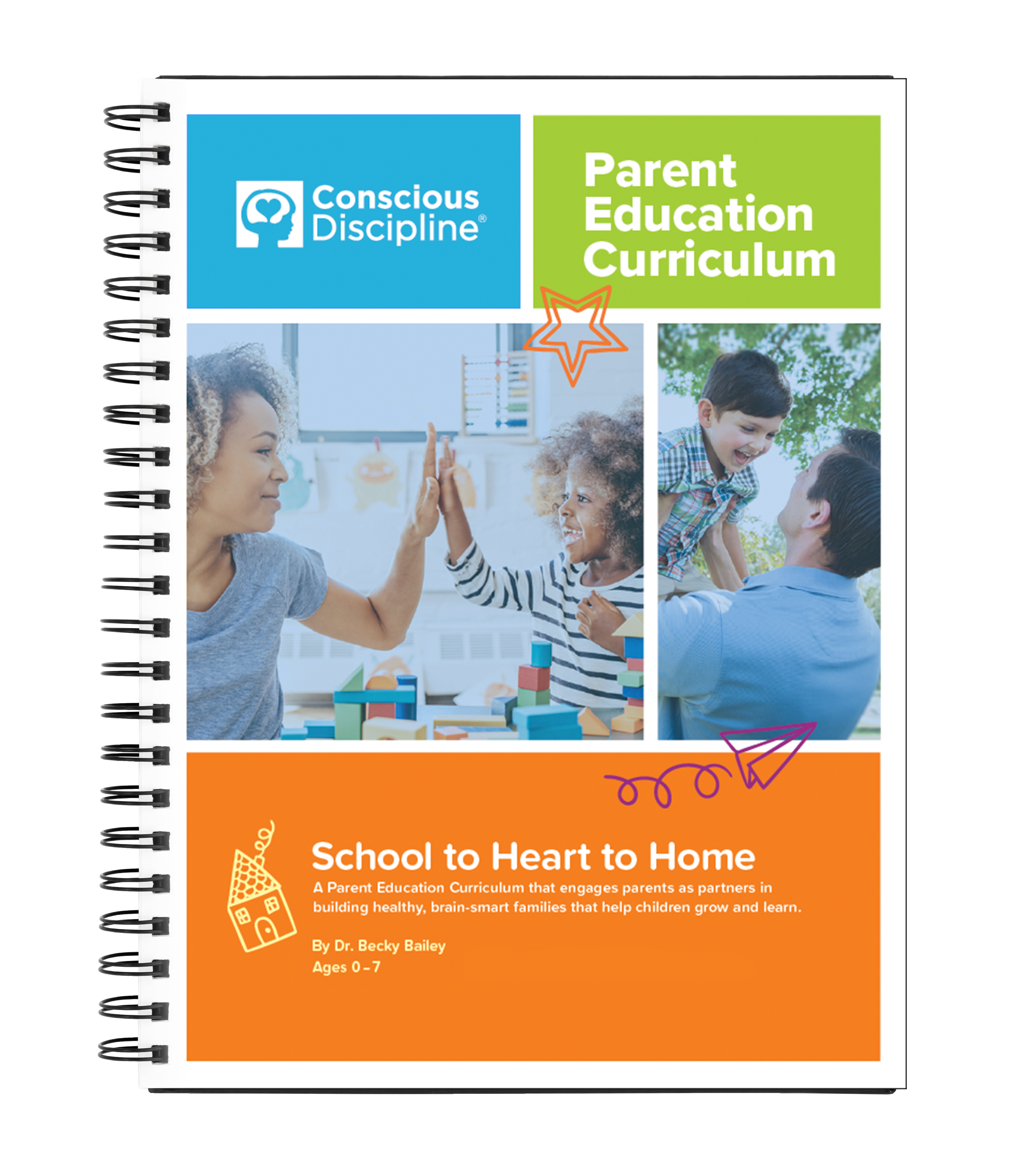 Conscious discipline . Curriculum clipart parent education