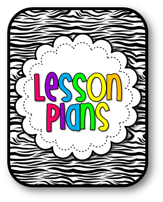 Planner clipart lesson objective
