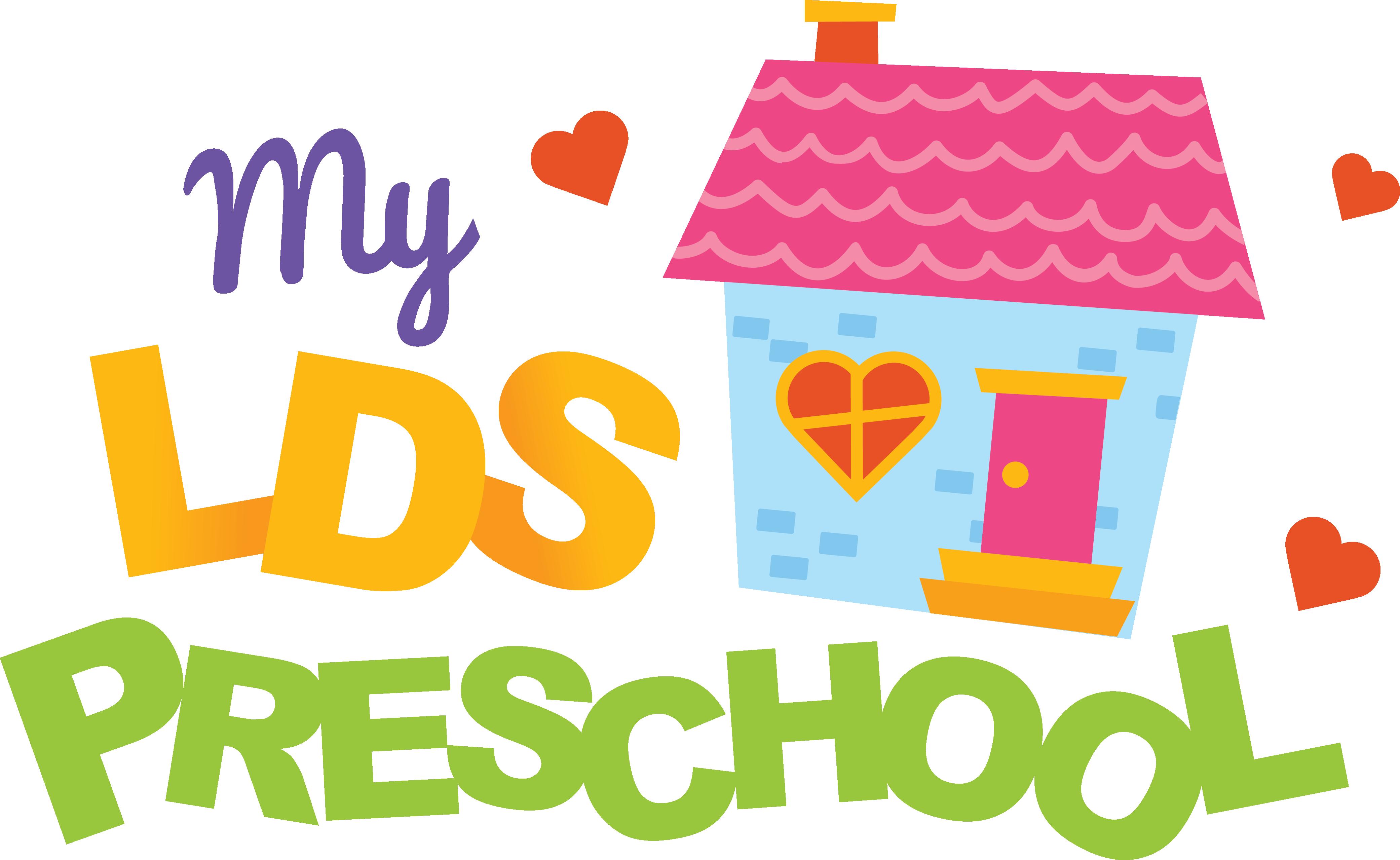 Lds clipart faith. My preschool home