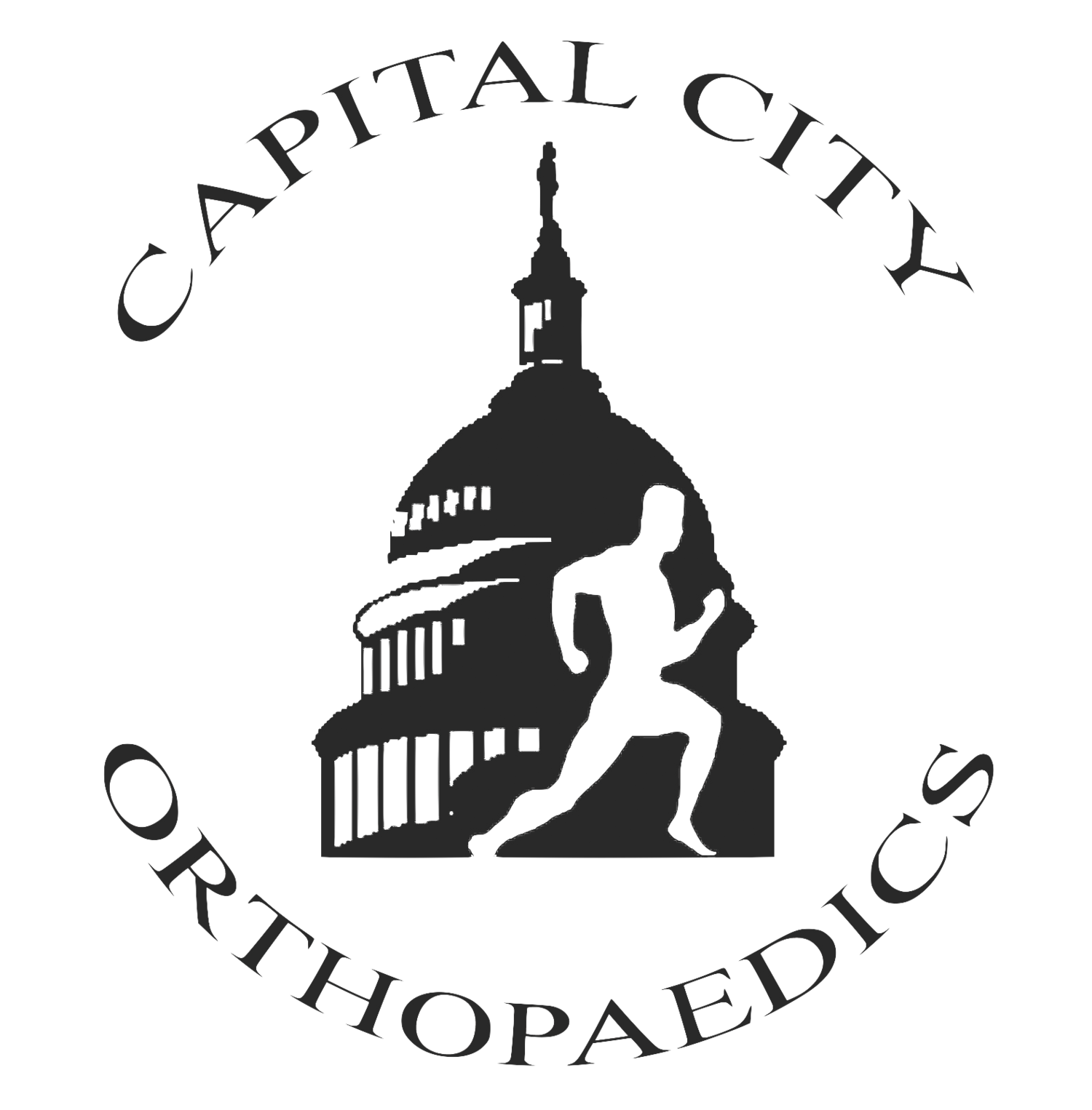Knee clipart grand total. Our team capital city