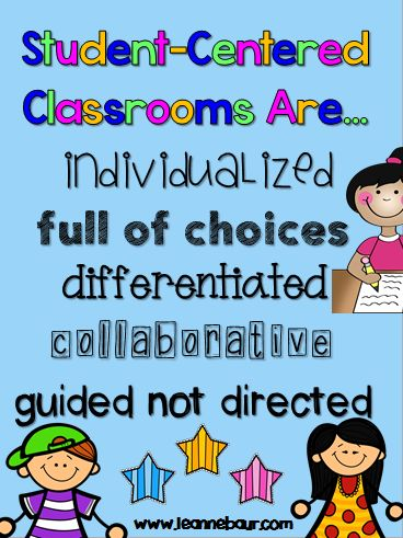 . Curriculum clipart student centered learning