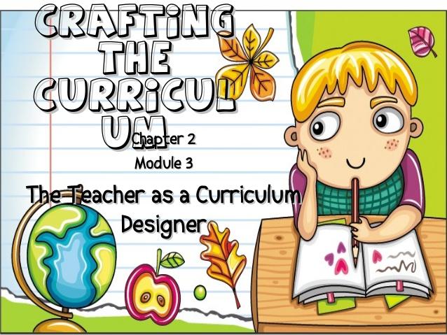Crarting the . Curriculum clipart teacher