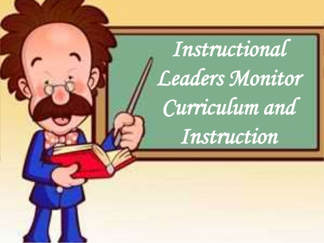 Curriculum clipart topic. Instructional leaders monitor and
