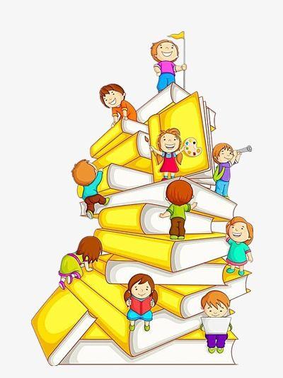 Childrens books education learn. Curriculum clipart transparent
