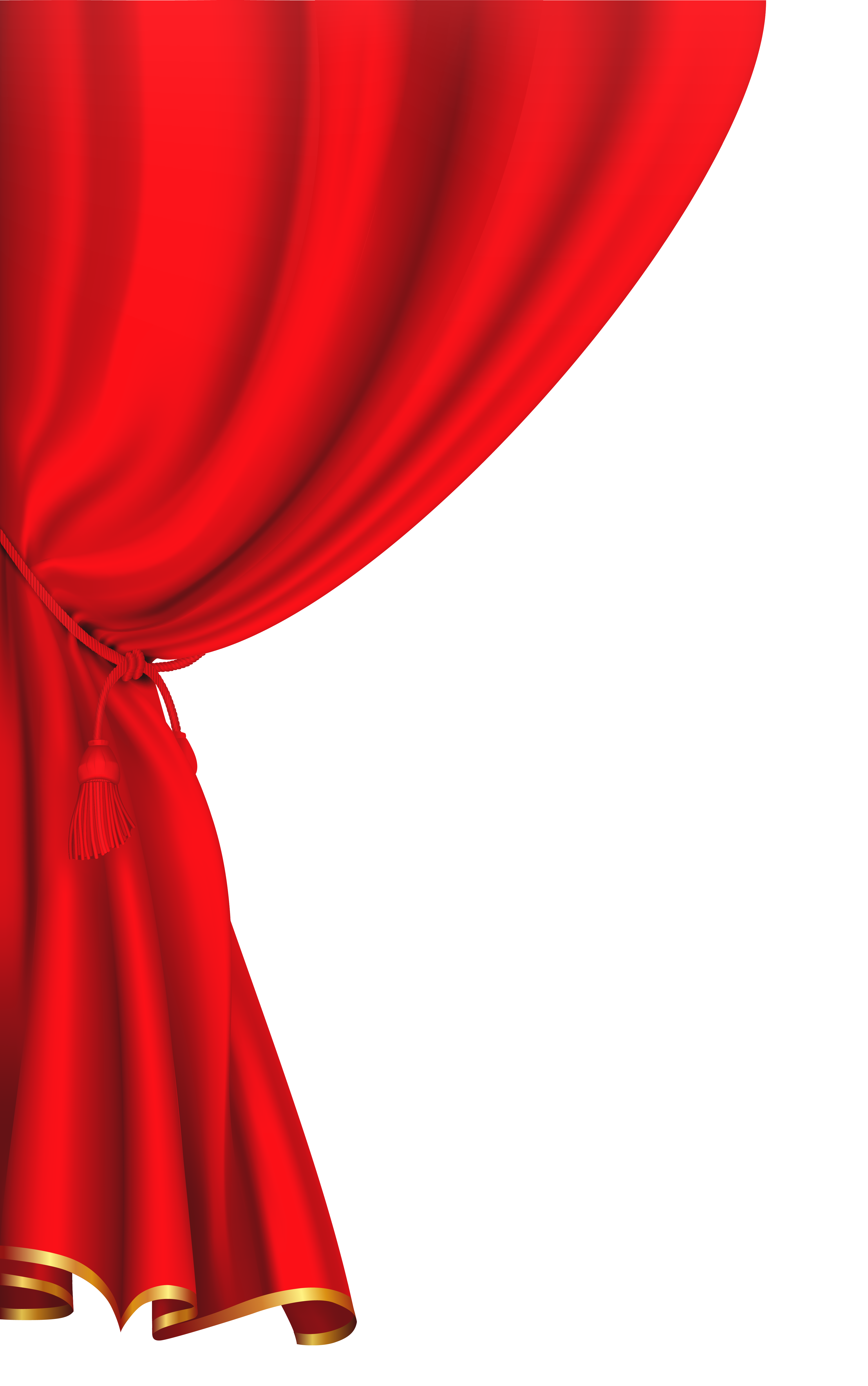 Red image gallery yopriceville. Curtain clipart