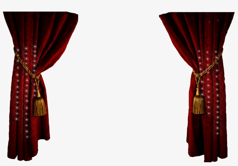 Stage png collections at. Curtain clipart big red