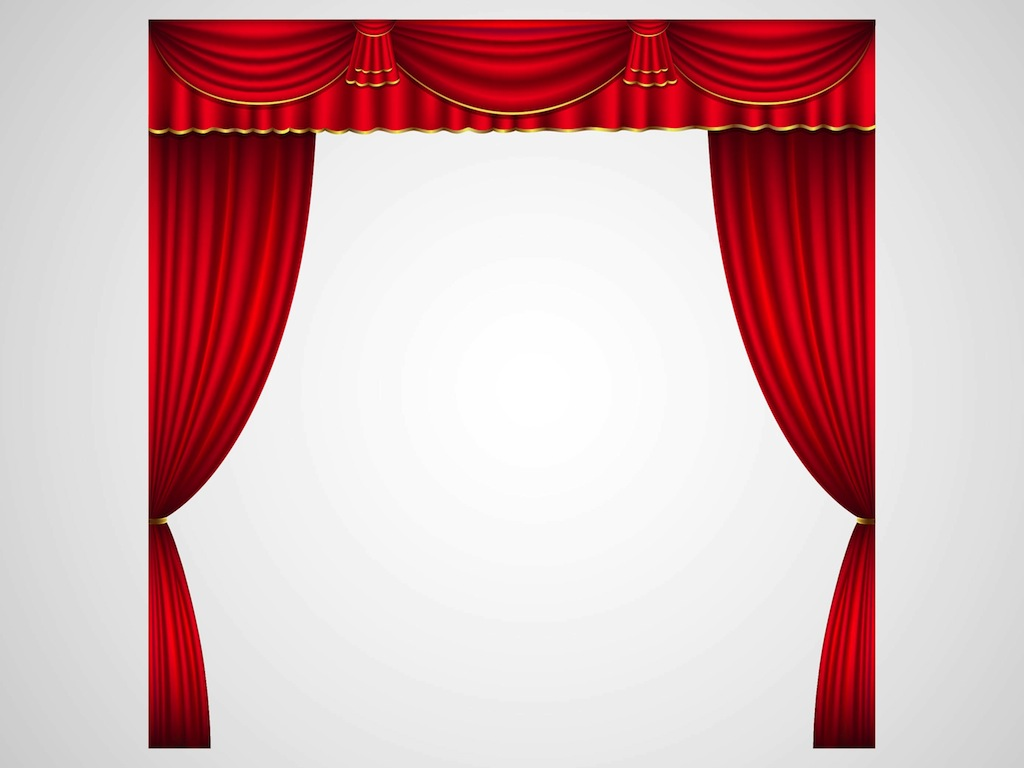 Curtains clipart curtain design. Free cliparts download clip