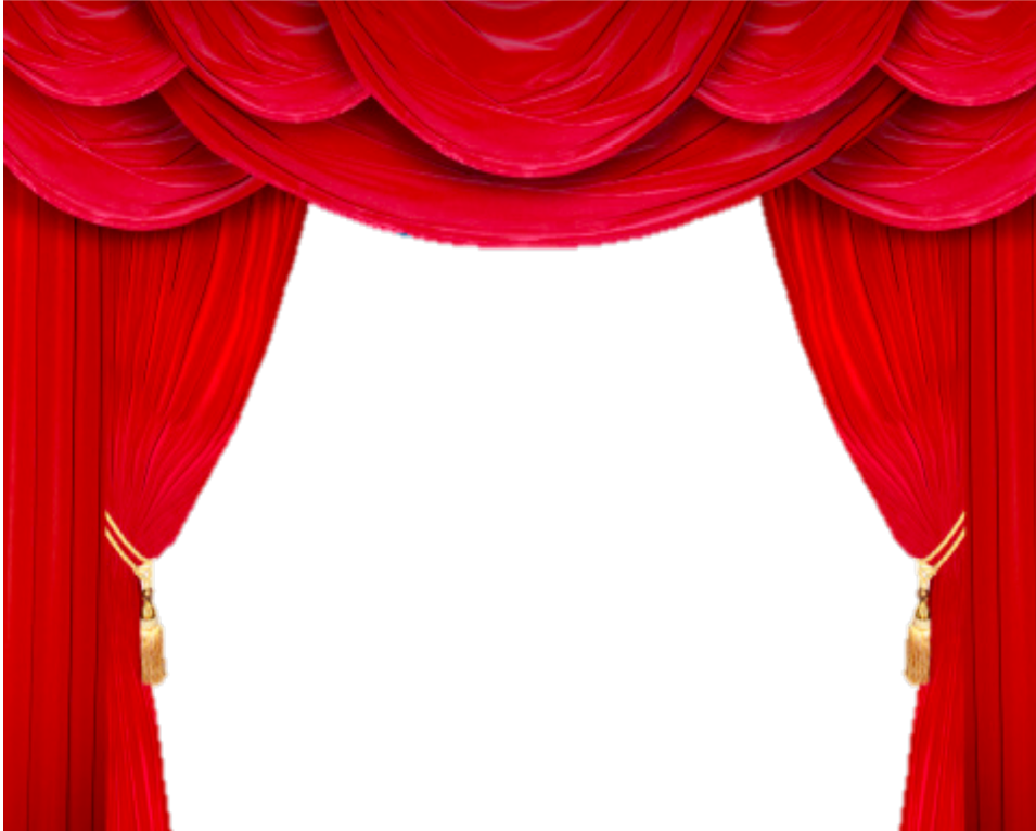 Curtains clipart circus. About steve hyde