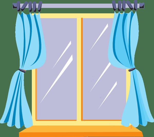 With www stkittsvilla com. Curtains clipart small window