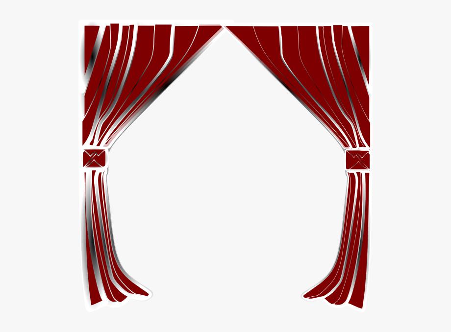 Curtain clipart cloth. Curtains clip art window