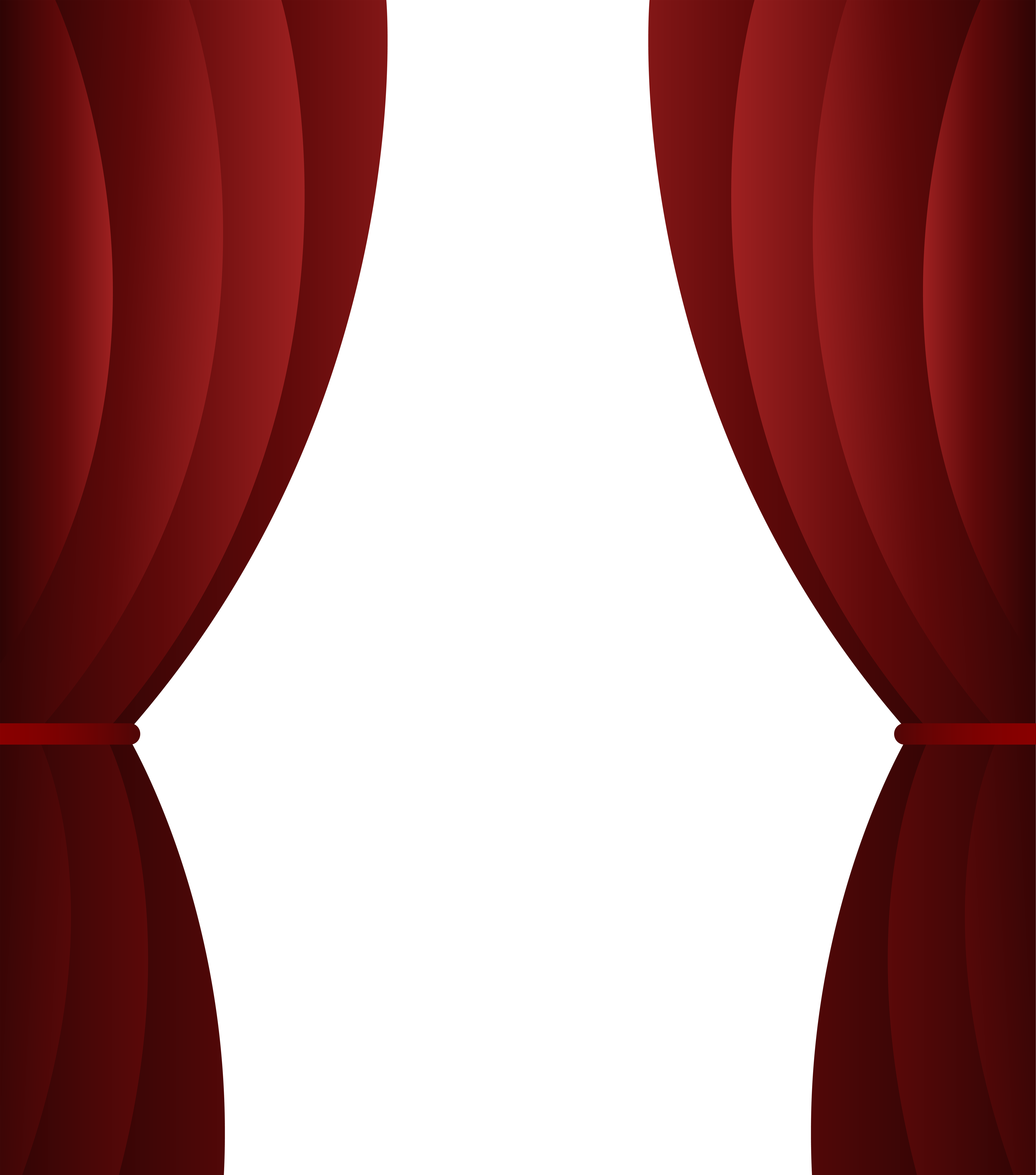 Red curtain transparent png. Curtains clipart pixel art