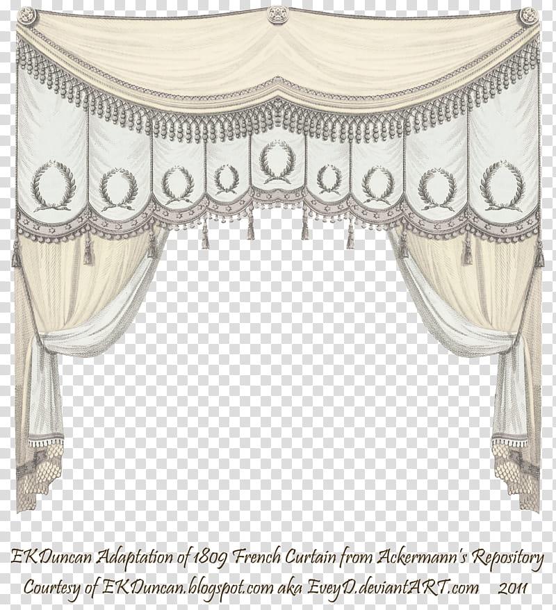 Curtain clipart cream. Ekd white and gray