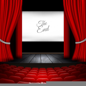 Curtains clipart curtain call. Free images at clker