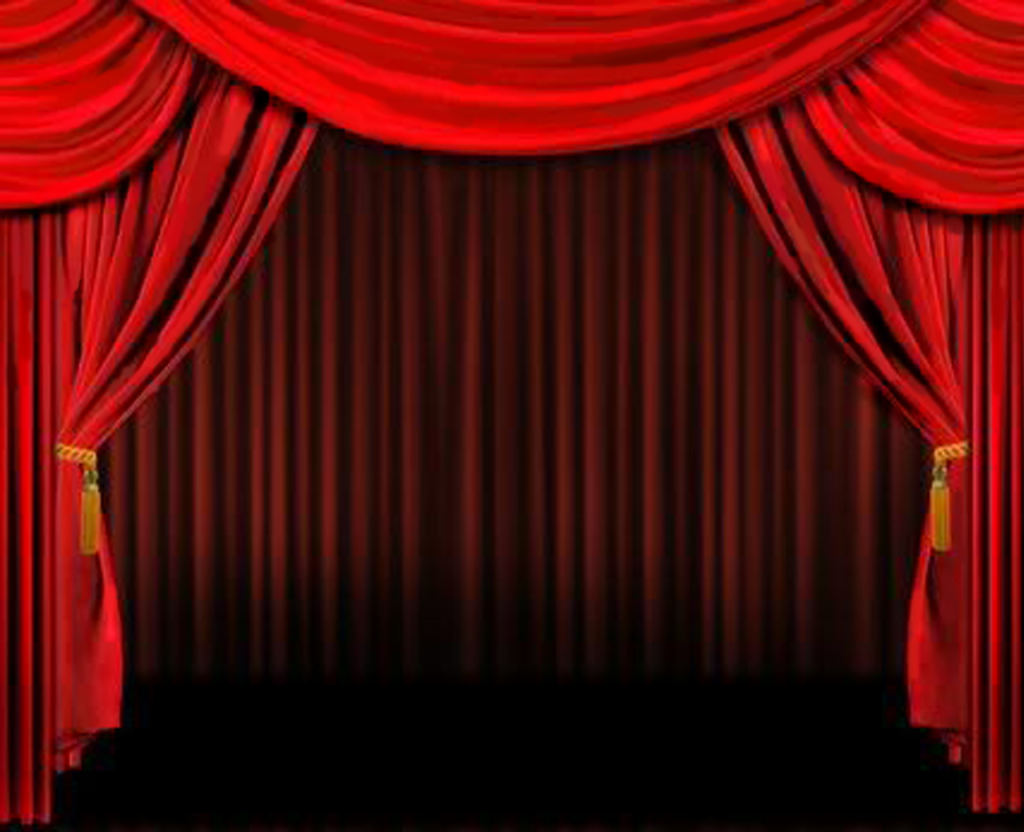 Curtains clipart curtain call. Free cliparts download clip