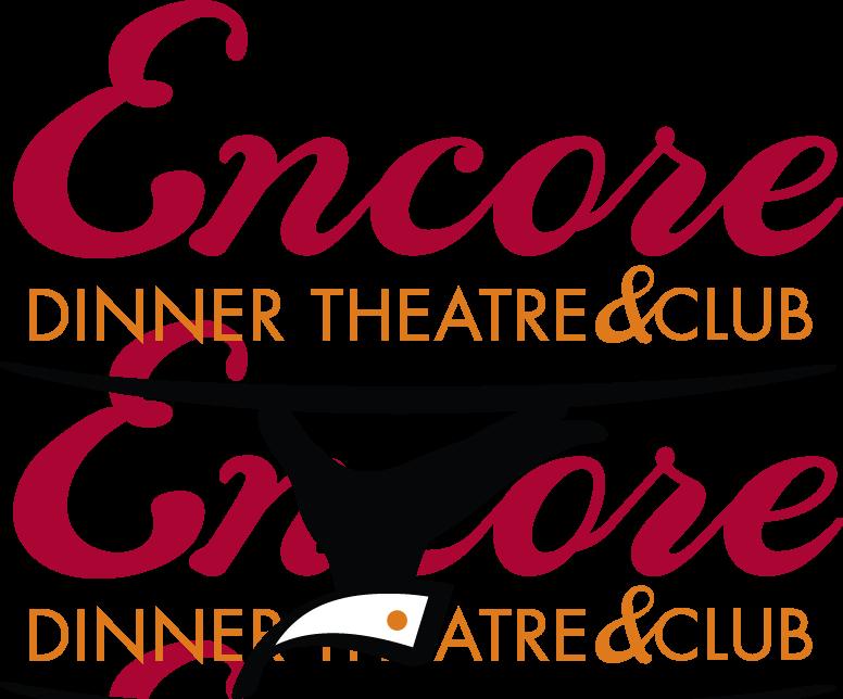 Curtains clipart dinner theatre. Encore branding website on