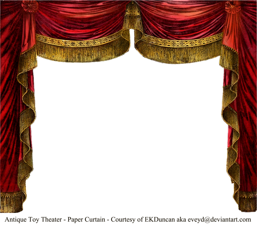 stage curtain man. Curtains clipart dinner theatre