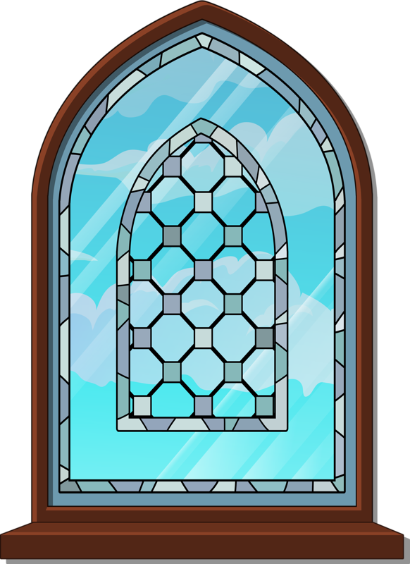 furniture clipart gingerbread house window