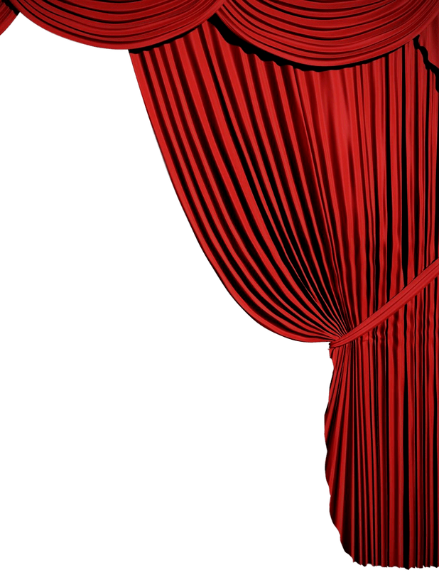Www stkittsvilla com corner. Curtains clipart curtain call