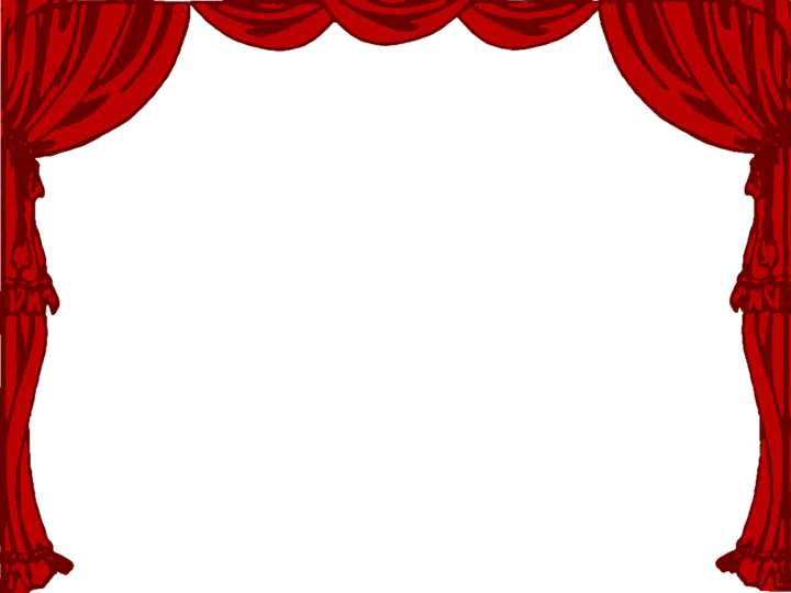 Movie clipart stage. Curtains png gopelling net