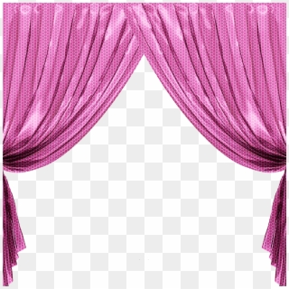 Png images free transparent. Curtains clipart pink curtain